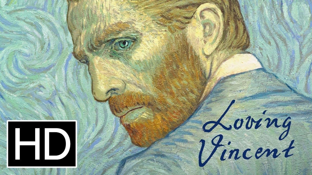 Cu drag, Van Gogh / Loving Vincent de Hugh Welchman și Dorota Kobiela (Marea Britanie – Polonia), 2017.